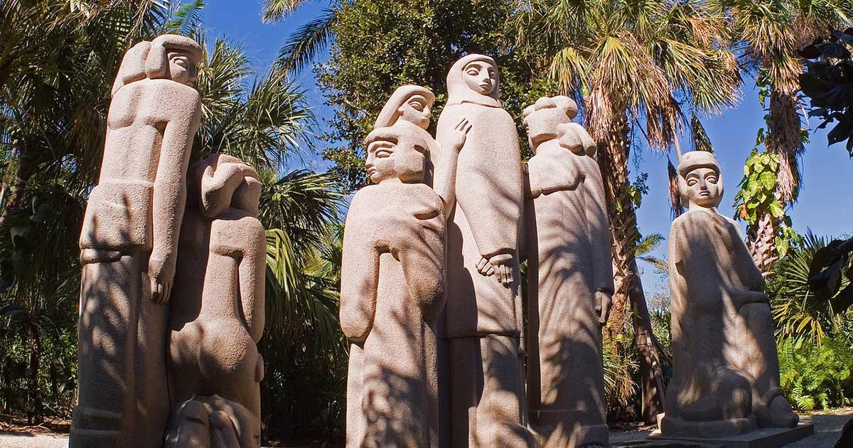 Best kept secrets Palm Beach – Sculpture Garden