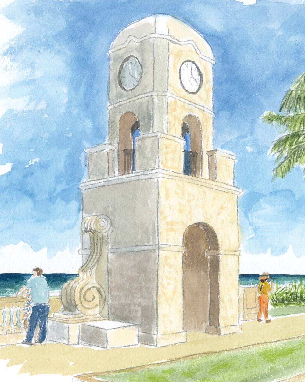 Clock Tower - Forte on Flagler