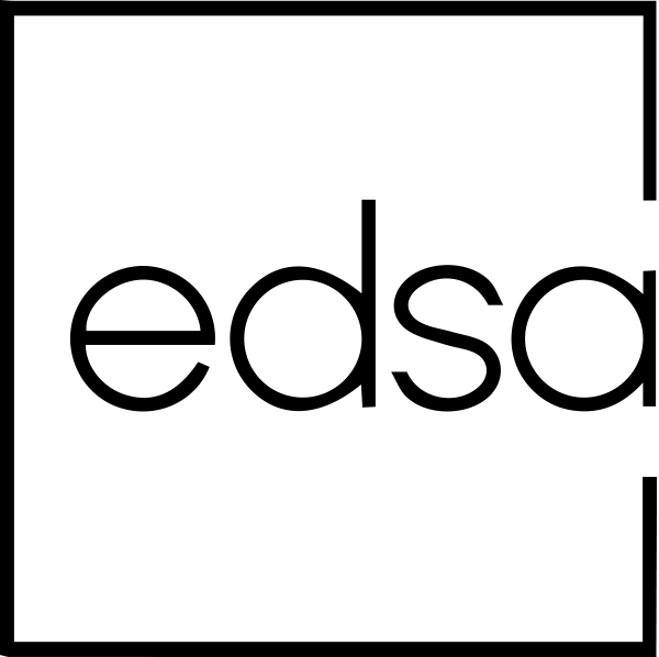 EDSA Logo - Forte on Flagler